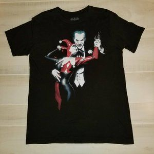 Joker and Harley tshirt